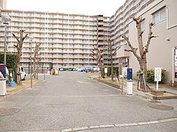 サニータウン羽倉崎 3番館[5階]の外観