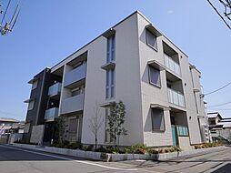 奈良県奈良市三条桧町の賃貸マンションの外観