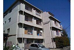 京都府京都市右京区嵯峨甲塚町の賃貸マンションの外観