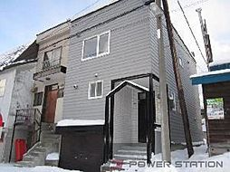 [一戸建] 北海道小樽市最上1丁目 の賃貸【/】の外観