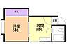 間取り,1DK,面積21m2,賃料2.0万円,バス くしろバスしゃも寅通下車 徒歩3分,,北海道釧路市浦見7丁目2