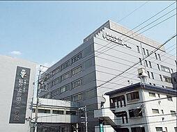 愛知県名古屋市守山区永森町の賃貸マンションの外観