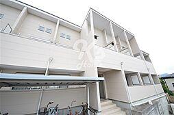 兵庫県神戸市長田区大塚町1丁目の賃貸アパートの外観
