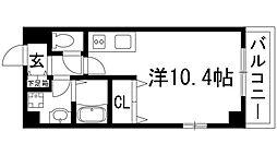 ESTPLUS[2階]の間取り