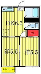 蓮根駅 6.3万円