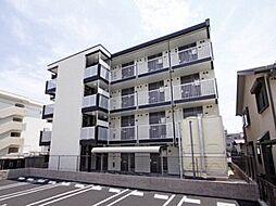 愛知県名古屋市中村区高道町2丁目の賃貸マンションの外観