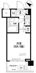 パーク・ノヴァ横浜阪東橋弐番館[9階]の間取り