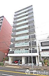 愛知県名古屋市東区山口町の賃貸マンションの外観