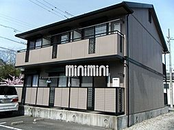 サンハイムK[1階]の外観
