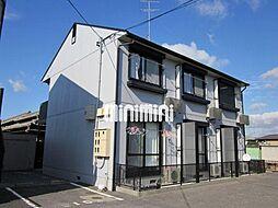 三重津市時田ハウスB[2階]の外観