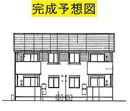 藤阪元町アパート[0101号室]の外観
