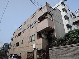 大阪府大阪市平野区平野西5の賃貸マンションの外観