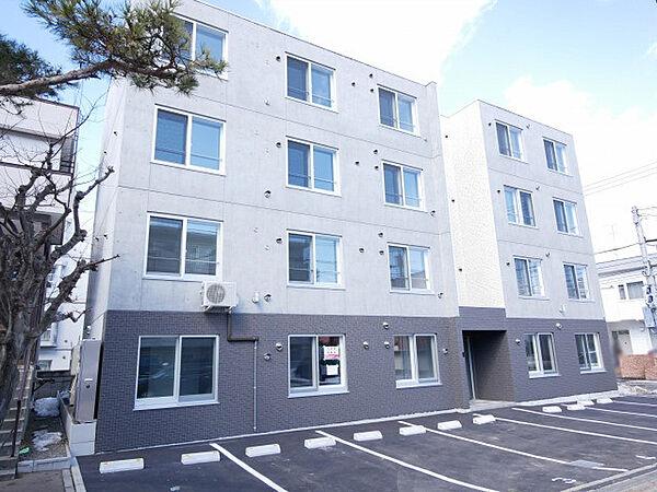 北海道札幌市豊平区美園五条2丁目の賃貸マンション