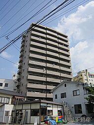 サーパス六ツ門[9階]の外観
