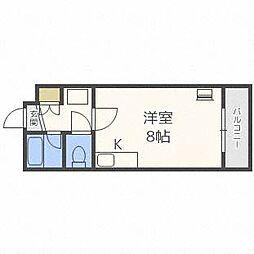 北34条駅 2.5万円