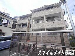 ローズマリー湘南[1階]の外観