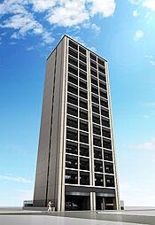 仮)LANDIC K104[5階]の外観