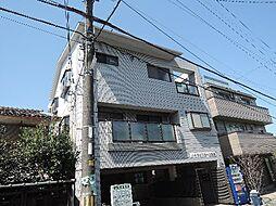 京都府宇治市広野町西裏の賃貸マンションの外観