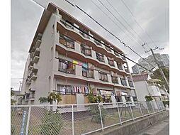 兵庫県神戸市垂水区福田5丁目の賃貸マンションの外観