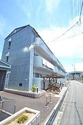 広島県広島市東区矢賀3丁目の賃貸マンションの外観