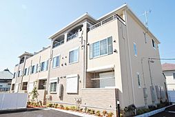 埼玉県川口市差間2丁目の賃貸アパートの外観