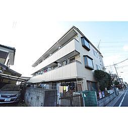 埼玉県川越市広栄町の賃貸マンションの外観
