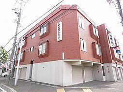 第35森宅建マンション[3階]の外観