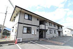 リベェール山崎[2階]の外観