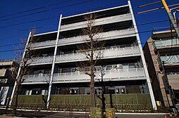 神奈川県川崎市幸区戸手4丁目の賃貸マンションの外観