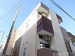 大阪府大阪市西淀川区姫島4丁目の賃貸アパートの外観