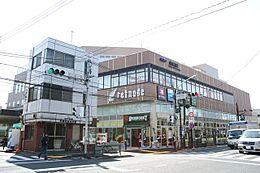 ショッピングセンター京王リトナード永福町まで706m