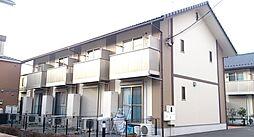 [テラスハウス] 栃木県真岡市長田1丁目 の賃貸【/】の外観