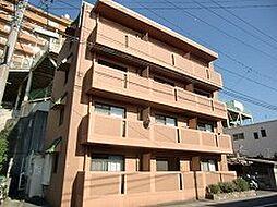 岡山県岡山市中区門田本町2丁目の賃貸マンションの外観