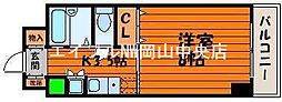 エスぺランサ津島[8階]の間取り