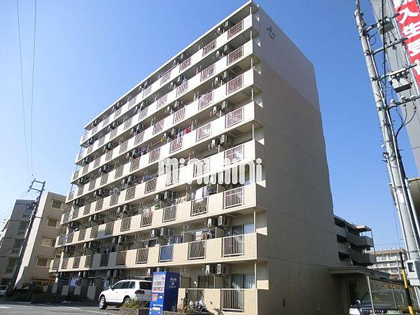 A・City新安城東[7階]の外観