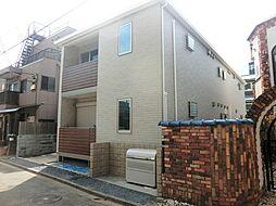 埼玉県さいたま市浦和区上木崎2丁目の賃貸アパートの外観