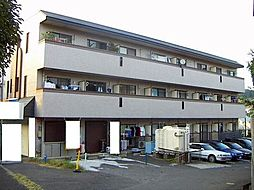 マンションワイズI[2階]の外観