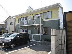 愛媛県東温市野田2丁目の賃貸マンションの外観