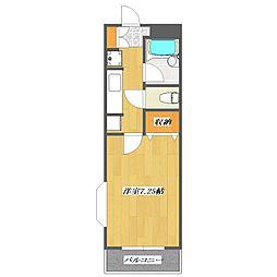 CosumoGrande[1階]の間取り