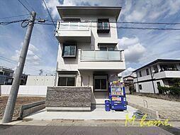 愛知県名古屋市中区正木2丁目の賃貸アパートの外観