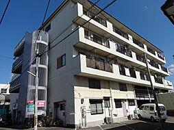 大阪府富田林市常盤町の賃貸マンションの外観