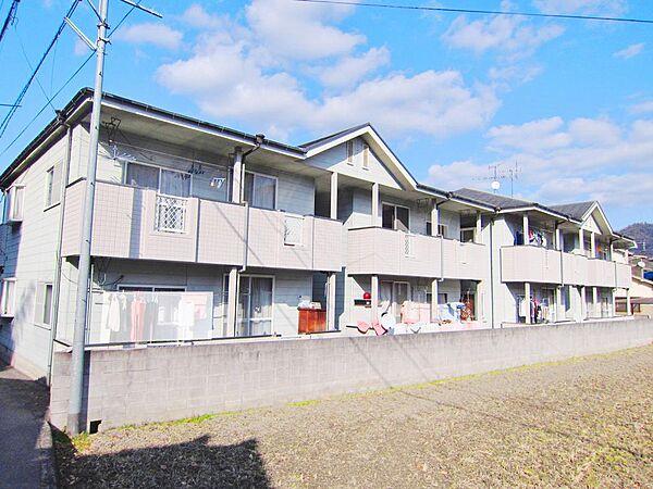 広島県広島市安芸区矢野西6丁目の賃貸アパート