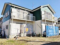 千葉県大網白里市清名幸谷の賃貸アパートの外観
