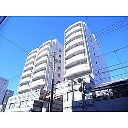 静岡県静岡市駿河区南町の賃貸マンションの外観