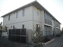 愛媛県松山市和泉南2丁目の賃貸アパートの外観