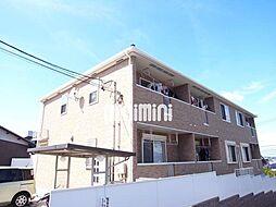 愛知県名古屋市緑区大高町字伊賀殿丁目の賃貸アパートの外観
