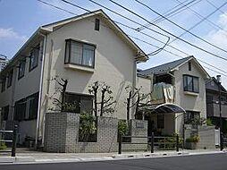東京都府中市宮町2丁目の賃貸アパートの外観