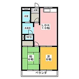 弥富駅 4.6万円