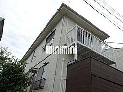 鹿野アパート[2階]の外観