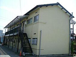 小川アパート[203号室]の外観